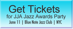 Get 2014 Jazz Awards Party Tickets