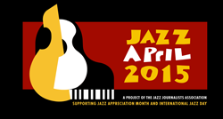 april jazz month